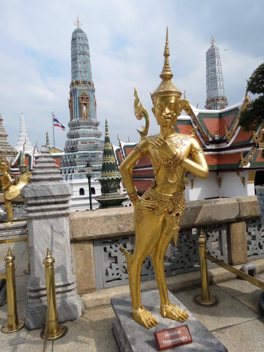 Bangkok - Grand Palace and Wat Phra Kew